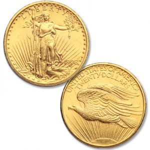 St. Gaudens Gold Double Eagle - Littleton Coin Blog