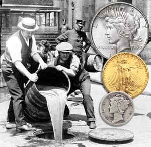 Littleton Coin Company Blog - 18th Amendment