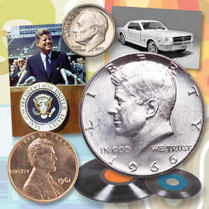 Littleton Coin Blog - Coins of the 1960s