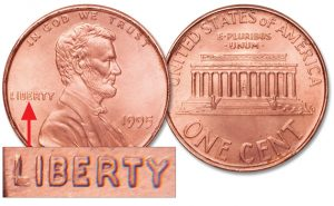 1995 Doubled Die Obverse Lincoln Cent - Littleton Coin Blog