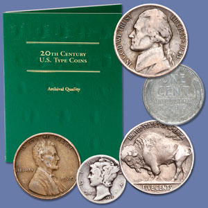 Littleton Coin Company Blog - Type Coins