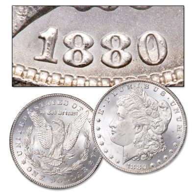 Omm is not a yoga chant - Overdate & Over Mint Marks - Littleton Coin Blog