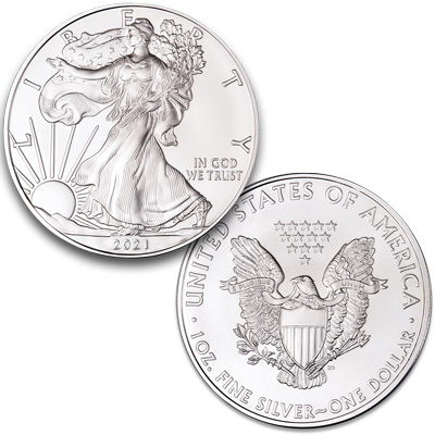 Getting a makeover at 35… Happy Birthday to the Silver American Eagle! – Littleton Coin Company Blog