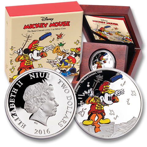 Making Memories With Mickey Mouse – Littleton Coin Company Blog