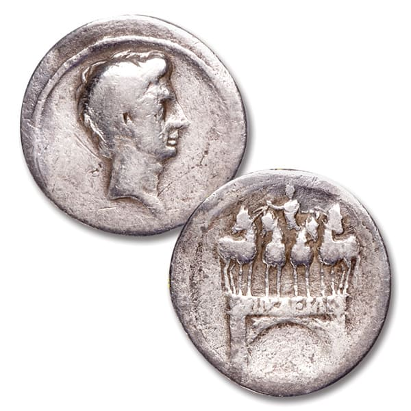 The World's First Coin Collector? – Littleton Coin Company Blog