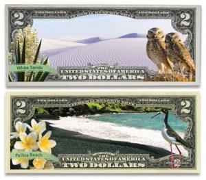 White Sands & Pa'iloa Beach notes - Littleton Coin Blog