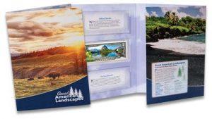 Landscapes Notes II Folder - Littleton Coin Blog