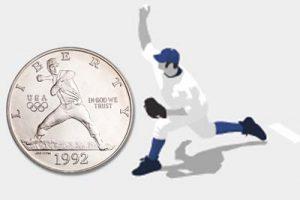 Baseball pitcher - Littleton Coin Blog