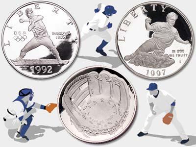 Baseball Commemorative Set - Littleton Coin Blog