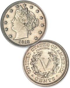 1913 Nickel - Littleton Coin Blog