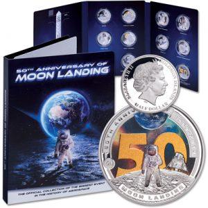Moon Landing 50th Anniversary - Littleton Coin Blog