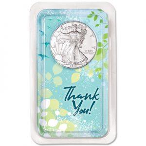 Thank you in ASE Showpak - Littleton Coin Blog