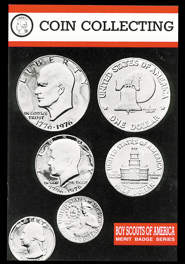 Have you completed these 3 coin collecting requirements? These Boy Scouts did! - Littleton Coin Company Blog