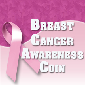 Littleton Coin Blog - Breast Cancer