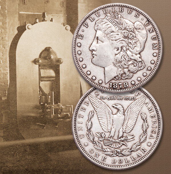 Celebrating the 140th Anniversary of the Morgan Silver Dollar - Littleton Coin Company Blog