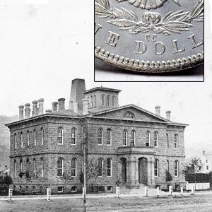 Littleton Coin Blog - Carson City MInt