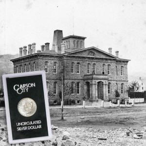 Old Carson City Mint - Littleton Coin Blog