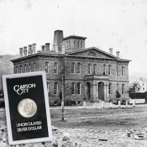 Old Carson City Mint - Littleton Coin Blog