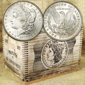 CC mint Morgan dollar - Littleton Coin Blog