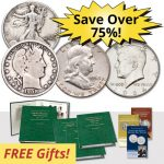 Collecting is easy with Littleton Coin Company Clubs