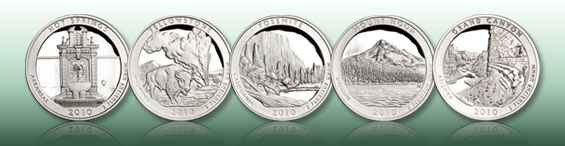 National Park Quarters - Littleton Coin Blog