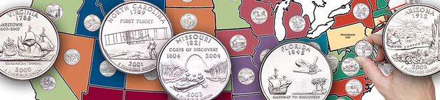 Statehood Quarters - Littleton Coin Blog