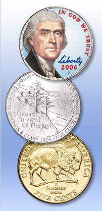 Westward Journey Nickels - Littleton Coin Blog