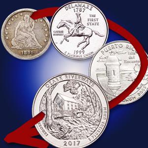 Littleton Coin Blog - U.S. Coinage