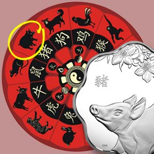 Littleton Coin Blog - Year of the Pig