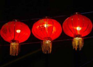 Red Lanterns - Littleton Coin Blog