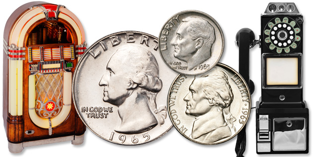 Silver and Clad Coin - Littleton Coin Blog