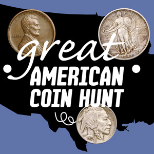 Littleton Coin Company Blog - Great American Coin Hunt