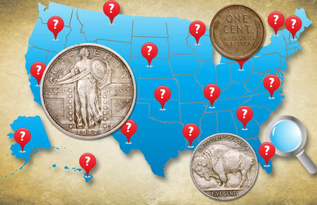 Nation wide coin hunt - Littleton Coin Blog