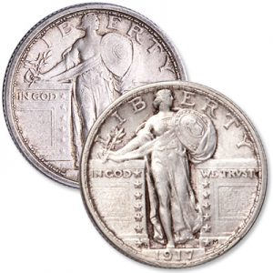 Standing Liberty Quarters - Littleton Coin Blog