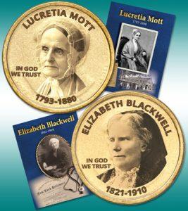 Prominent Women Series - Littleton Coin Blog
