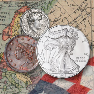 Littleton Coin Blog - History of Coin Collecting