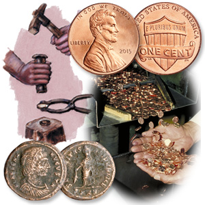 Littleton Coin Blog - Coins are Made