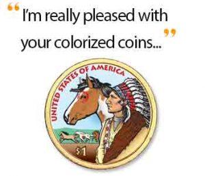 Tesimonial and Native American Dollar - Littleton Coin Blog