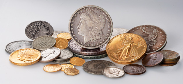 Counterfeit Coins - Littleton Coin Blog