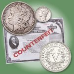 <em>They&#8217;re out there&#8230; here are</em><br /> 5 Ways You Can Avoid Falling Victim to Counterfeit Coins