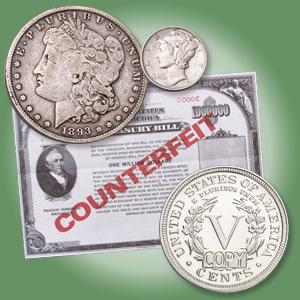 Littleton Coin Blog - Counterfeit Coins