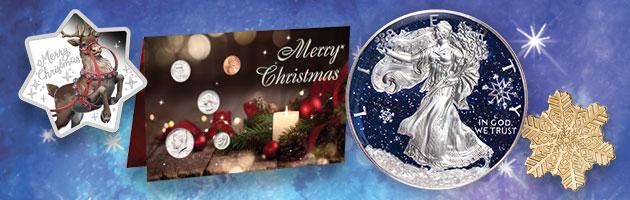 Holiday Favorites  - Littleton Coin Blog