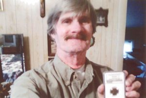 Brian with his 1955 DD Cent - Littleton Coin Blog