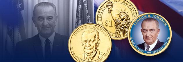 Lyndon B. Johnson - Littleton Coin Blog