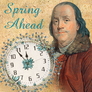 Littleton Coin Company Blog - Daylight Saving Time