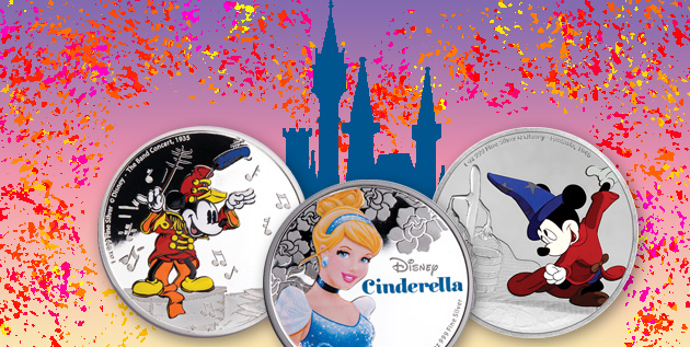 Disney Coins - Littleton Coin Blog