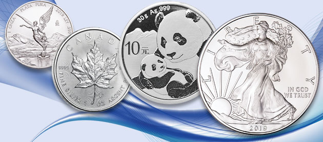 Libertad, Maple Leaf, Panda to the Silver American Eagle - Littleton Coin Blog