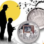 Coins make good gifts for dads on Father's Day