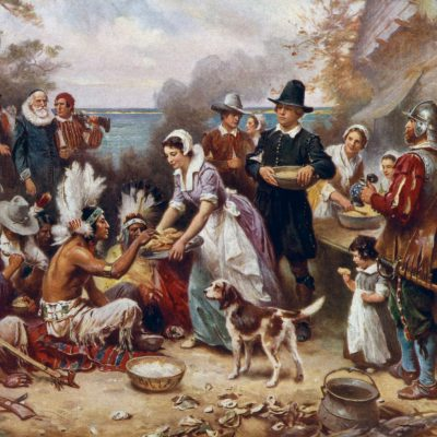 Recalling America's Thanksgiving Story - Littleton Coin Company Blog