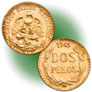 2 Pesos restrike - Littleton Coin Blog